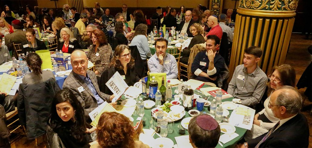 Passover Seders – Ohel Ayalah
